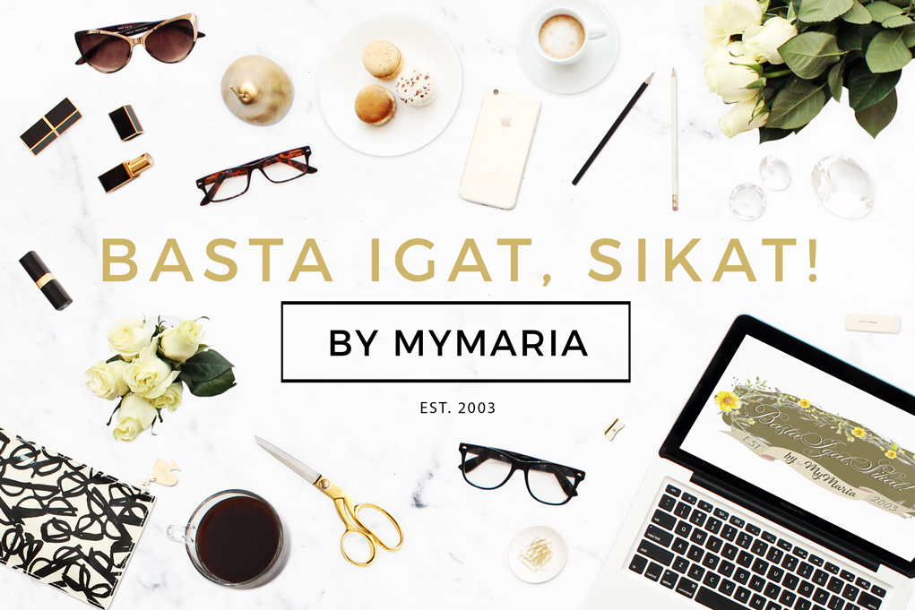 Basta Igat, Sikat! by MyMaria