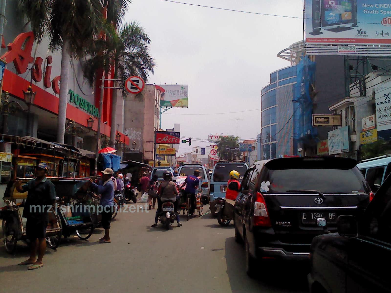 jl. Karanggetas Cirebon 2
