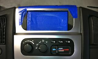 2002-2008 Dodge Ram Double Din Indash Install