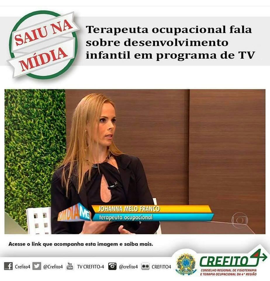 Entrevista Rede Globo