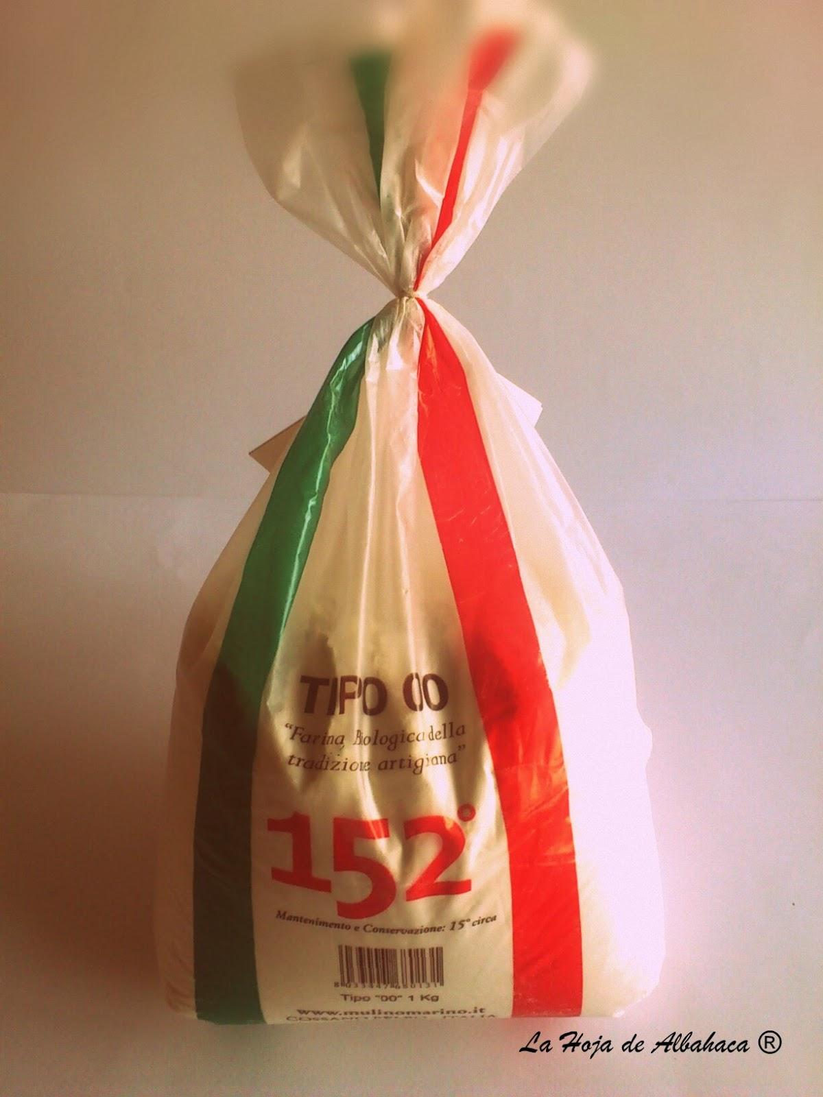 Harina Ecológica, harina 00, harina 0, mulino marino, harina para pizza