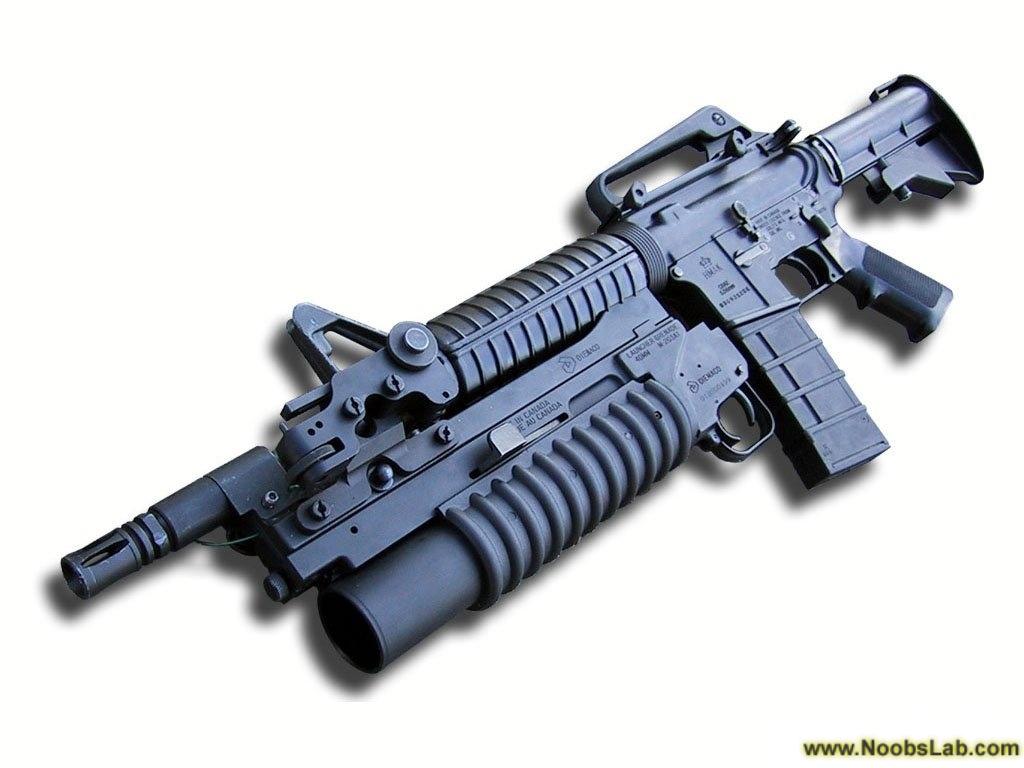 definition machine gun