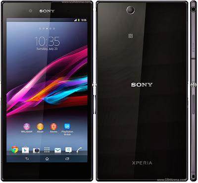 Sony Xperia Z Ultra Harga Spesifikasi