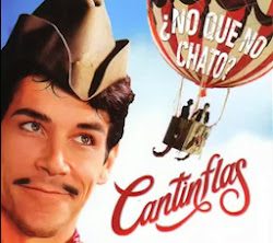 Cantinflas movie now showing at Cinemark 8 Del Rio, Texas