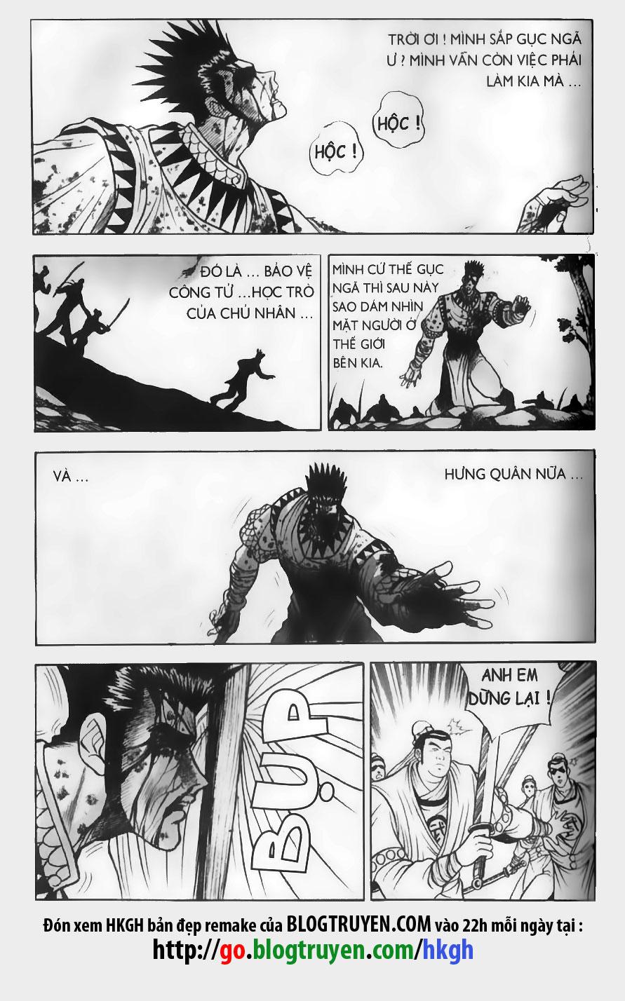 Hiệp Khách Giang Hồ chap 24 page 13 - IZTruyenTranh.com