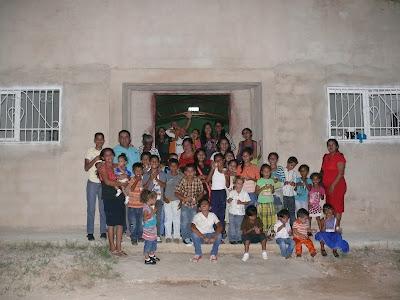 Culto de Niños Iglesia La Gloria de Dios día 05-12-2015