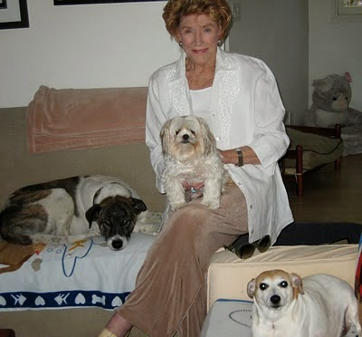 Jeanne & her babies