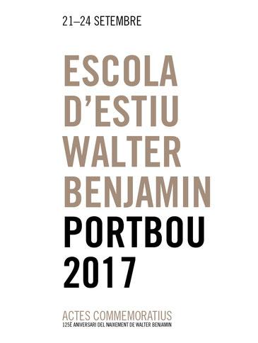 Celebren els 125 anys de Walter Benjamin amb un seminari a la II Escola d'Estiu a Portbou