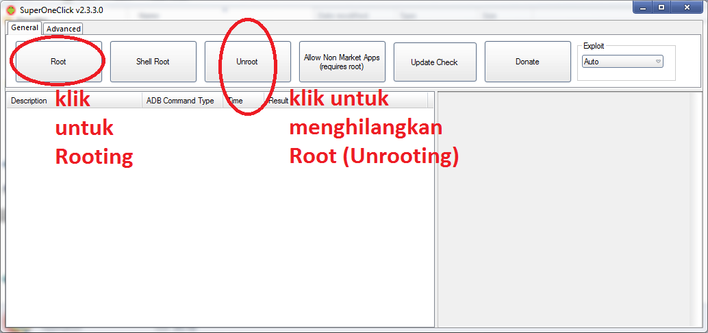 Tutorial Cara Root & Unroot Samsung Galaxy Fame S6810