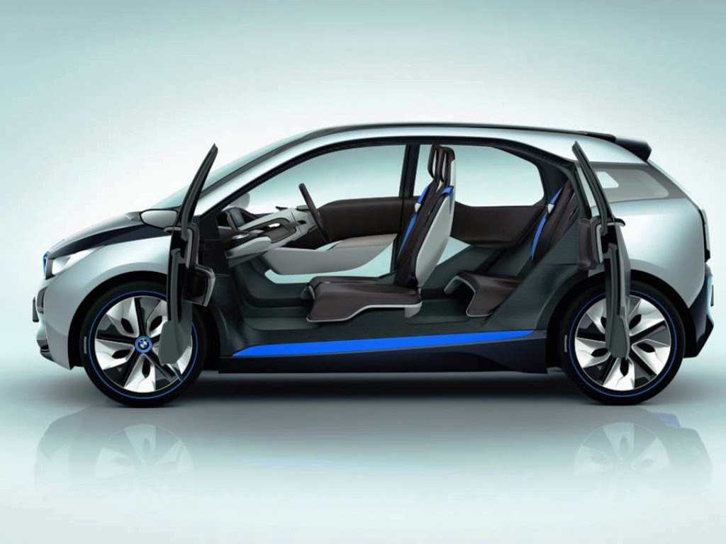 2016 BMW i5 makes many people wonder
