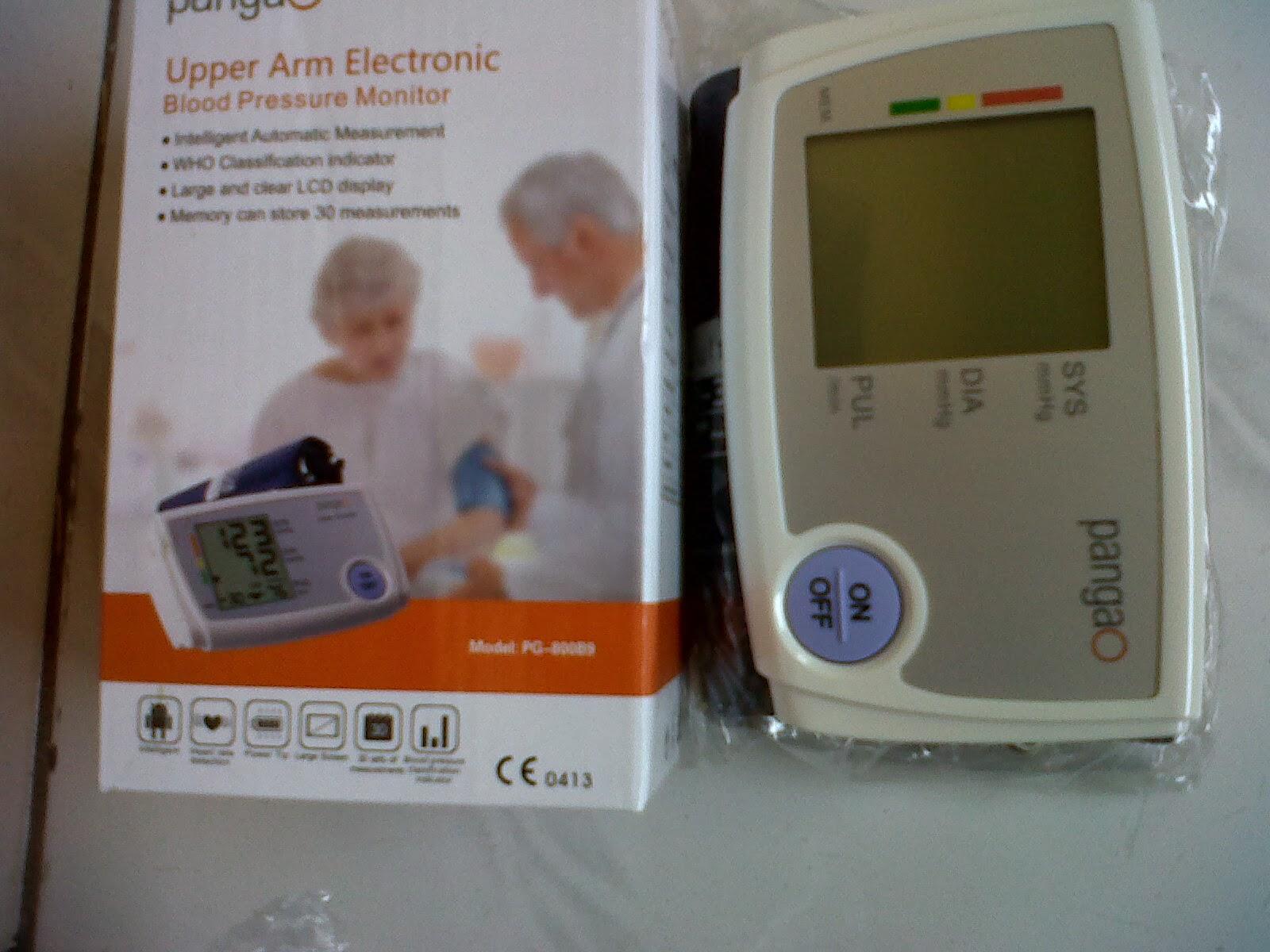 Alat Pengukur Tensi Darah Digital Elektrik Toko Jujur Barokah Kesehatan Blood Pressure Monitor Sehingga Untuk Mengaktifkan Mematikan Ini Cukup Menekan 1 Tombol Saja Hasilnya Juga Lebih Baik Akurat Who Mengklasifikasikan Kategori Tekanan