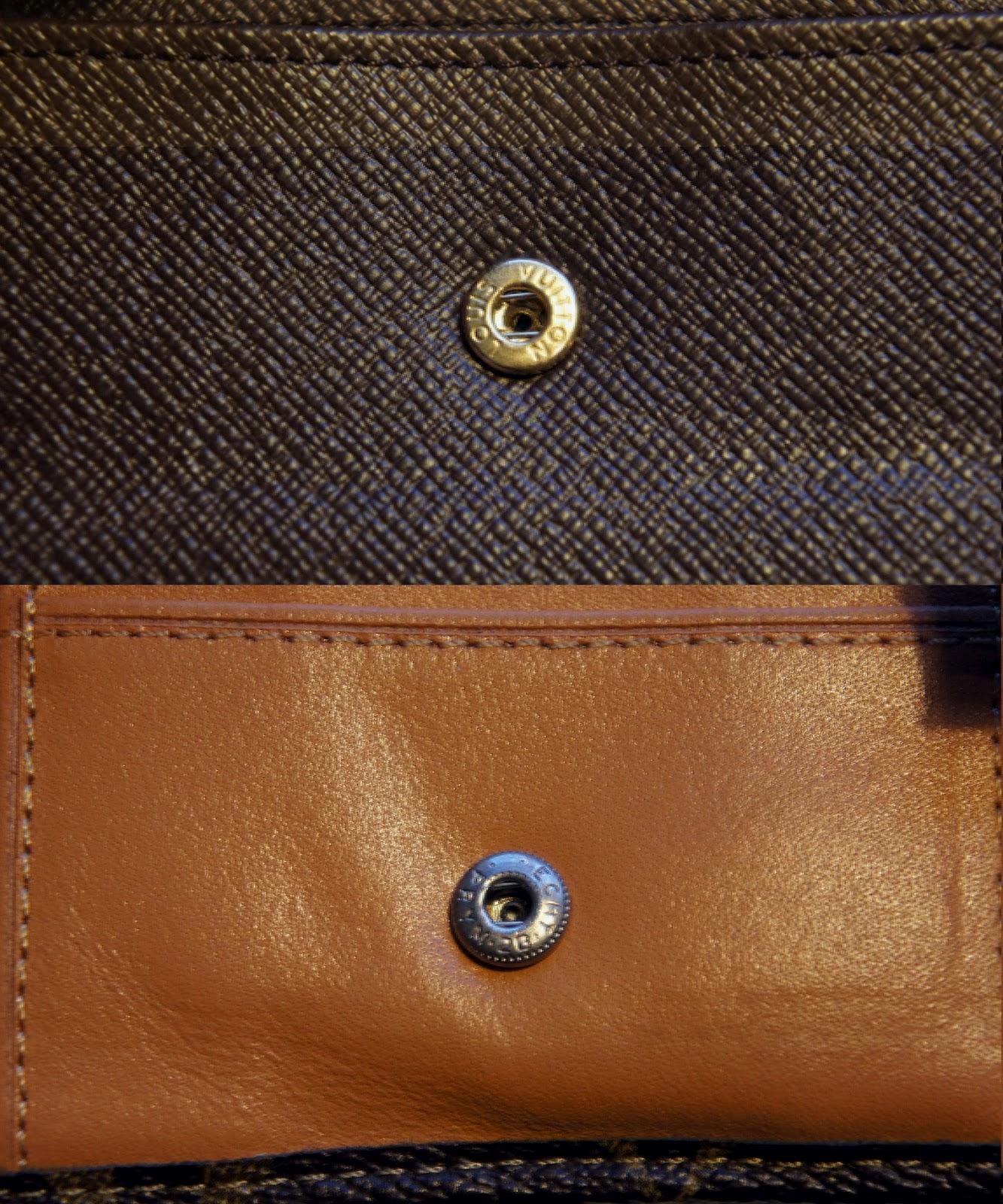 7e42b44cc541 The real button says  Louis Vuitton