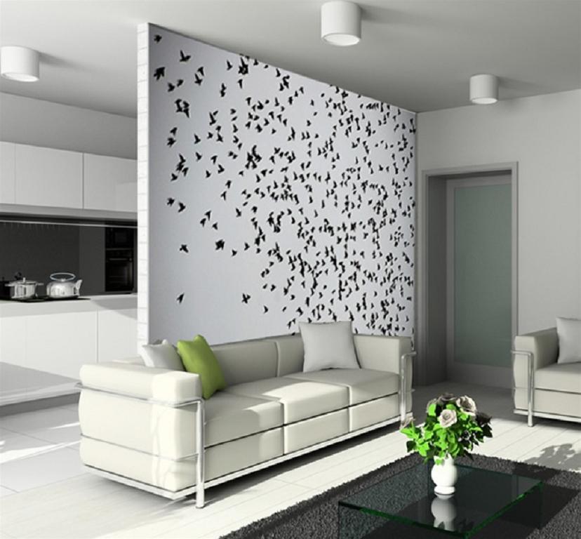 decoraci n paredes de salas frescos decoraci n del hogar