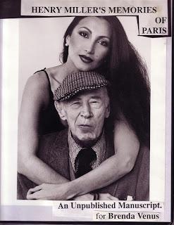 Brenda Venus and Henry Miller