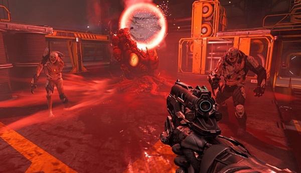 Bethesda muestra imágenes de Doom y filtran fecha de lanzamiento.