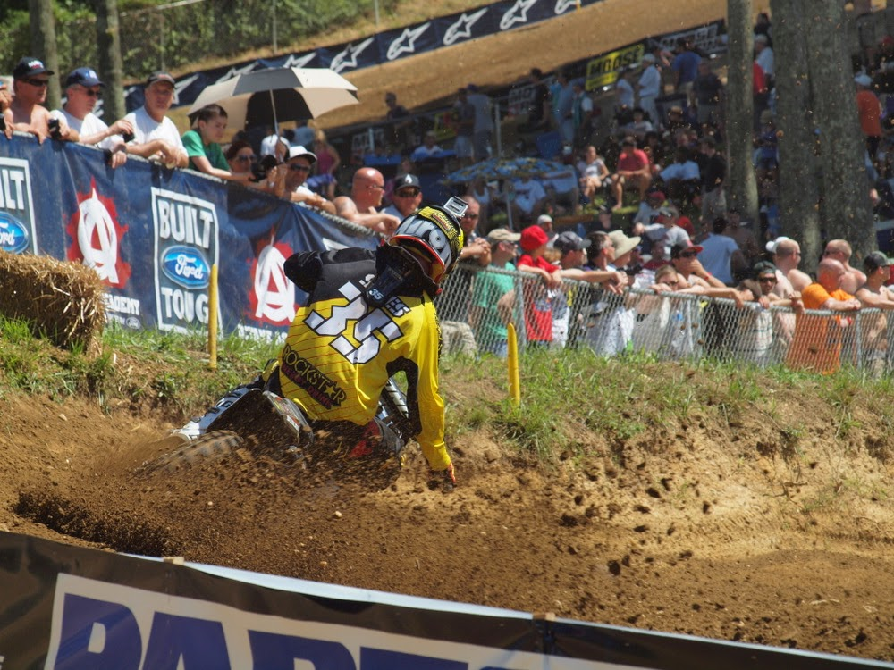 Ryan Sipes Budds Creek 2013