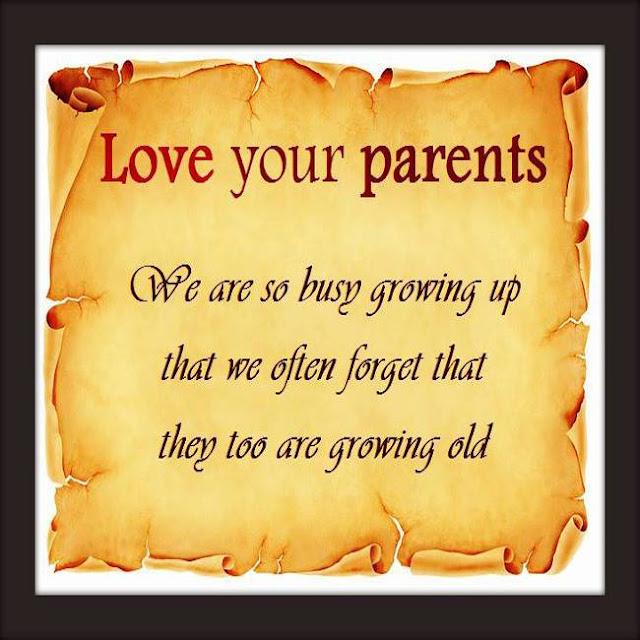 Happy Parents Day Poems Prayers