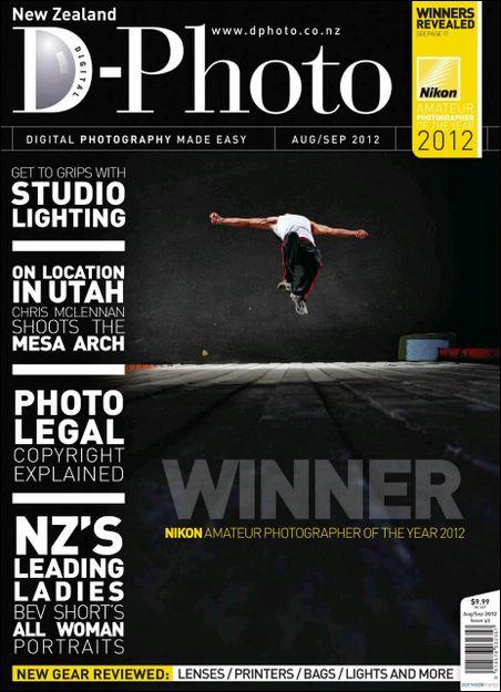 Majalah Photography D-Photo