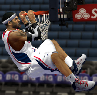NBA 2K13 Adidas Josh Smith Adizero Ghost 2 Shoes