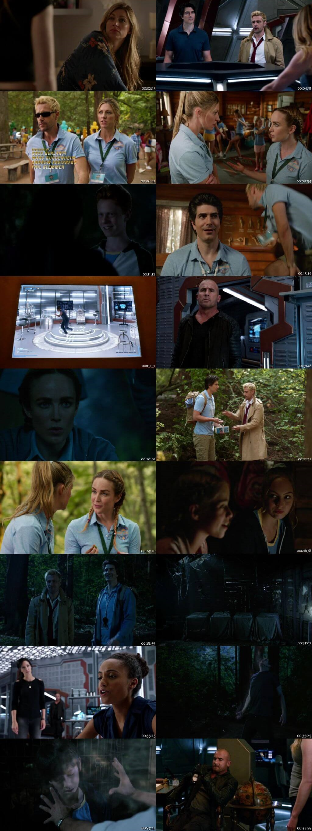 Screenshots Of English Show Legends of Tomorrow Season 04 Episode 04 2018 WEB-DL 720P 300MB