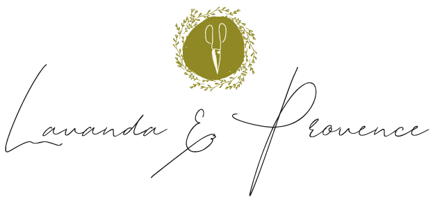 Plantilla Blogger { Lavanda y provence }