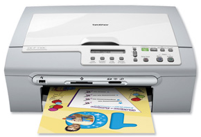 Brother DCP-150c Download Driver