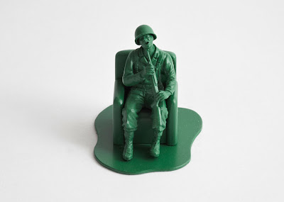 Plastic Toy Soldiers.