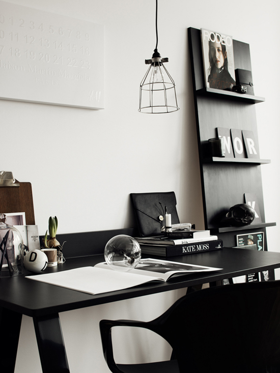 chic office space. I Love A Nice Workspace, And When Saw This Beautifully Styled Office, Could Feel My Heart Started Beating Faster. Pella Hedeby Marie Ramse Certainly Chic Office Space
