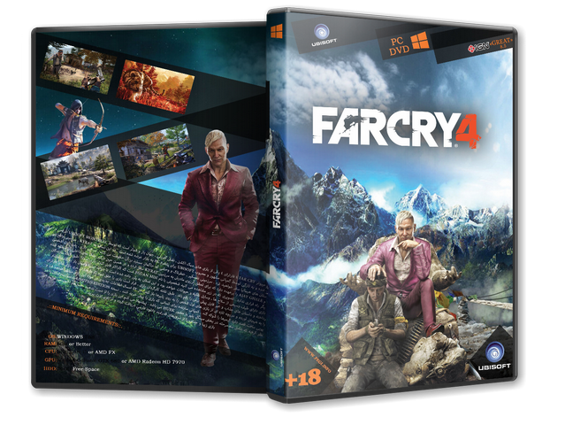 Capa Far Cry 4 PC