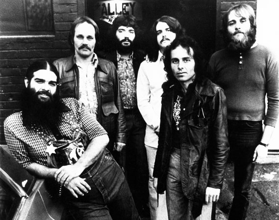 Canned Heat Home Page