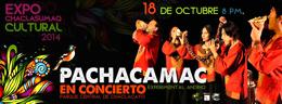 EXPO CHACLASUMAQ CULTURAL 2014