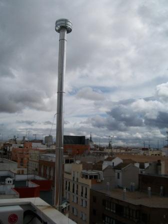 Ventilacion industrial ventilacion naves ventilacion de - Gimnasio espana industrial ...