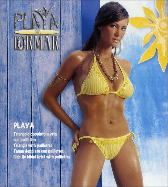 Eleonora Di Miele sexy in lingerie