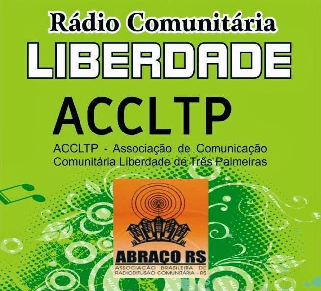 COMUNITÁRIA LIBERDADE FM 104,9