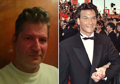 InfoBarrel Author Vic Dillinger Looks Like Actor Patrick Swayze