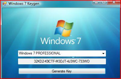 Лицензионные ключи для активации windows 7 ultimate.