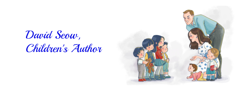 David Seow -Children's Author