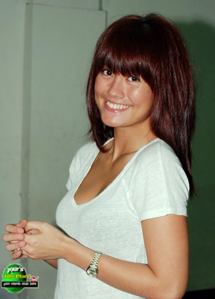 Agnes Monica Hairstyles