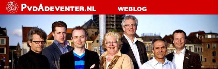 PvdA Deventer - fractieblog