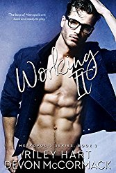 Working It - Metropolis Boys #2 (Gay Romance)