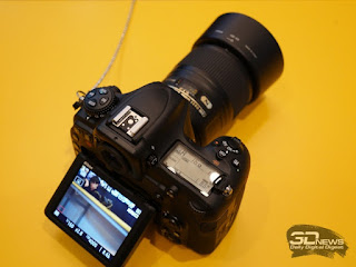 D500 с записью видео 4K