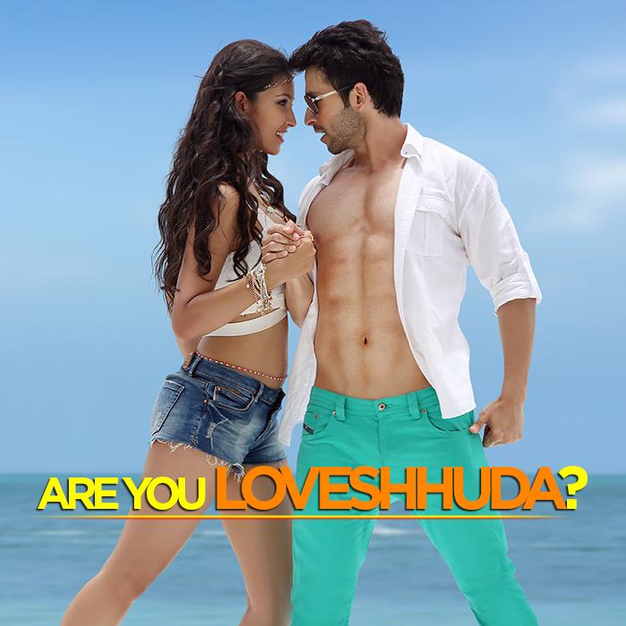 Navneet Kaur Dhillon Loveshuda Movie Wallpaper