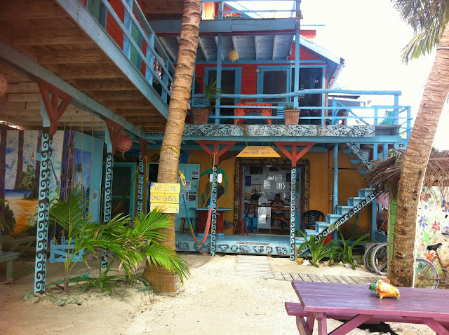Hotel in Caye Caulker Belize