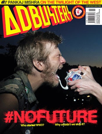 Adbusters #116: Blueprint for a New World Part V (Politico)
