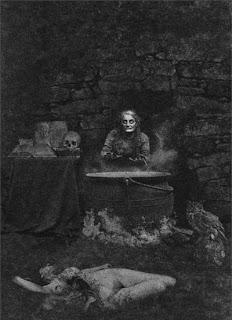 creepy scary weird wtf vintage photo image cannibal