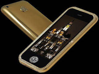 Dunia Termahal iPhone - Goldstriker iPhone 3GS Supreme