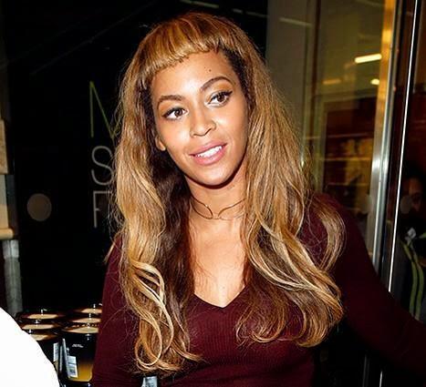 Beyonce, bangs, jennifer lopez, amanda bynes, chris brown, ebola,