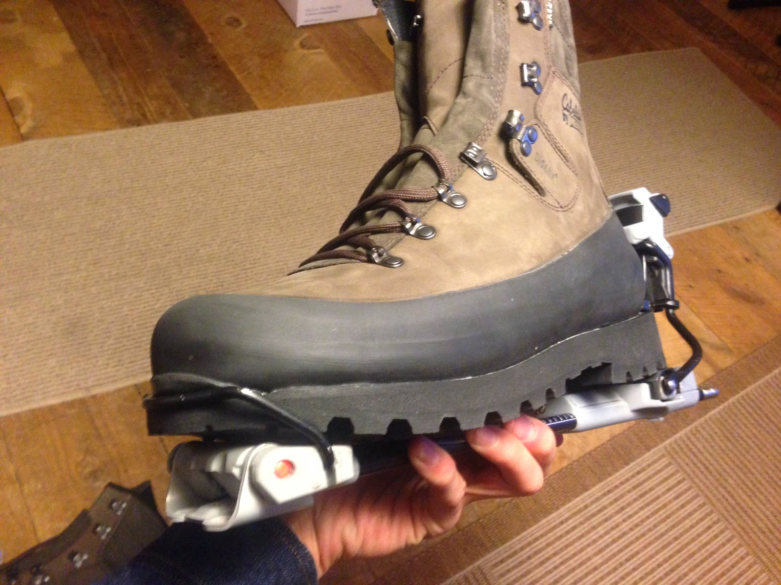 We Do It Outside Looking For A Winter Climbing Boot Part 1