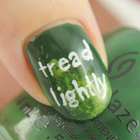 Breaking Bad Nails #2 - Tread Lightly