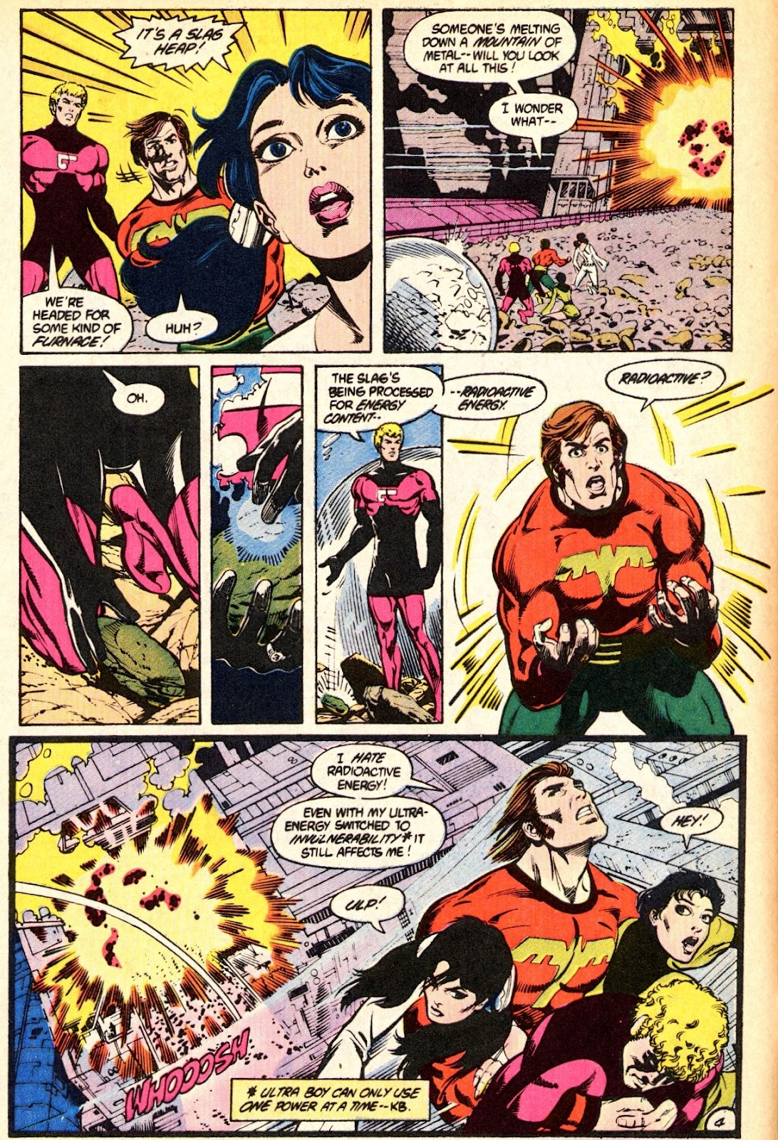 Tales of the Legion Issue #332 #19 - English 5